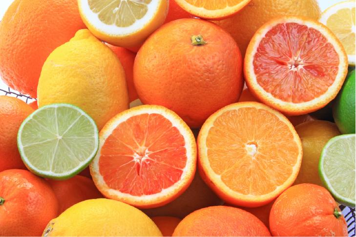 Frutas ácidas