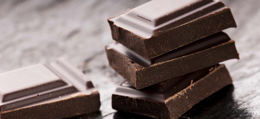alimentos saudáveis chocolate
